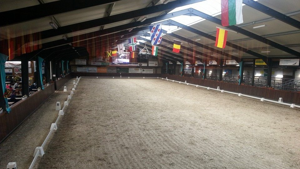 Indoor Tolbert: tien dagen paardensport in HJC-manege -