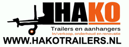 Hako Trailers, onbeperkt