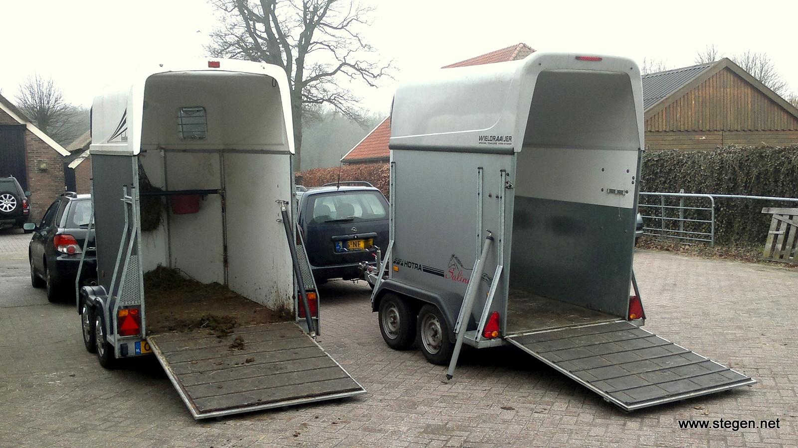 Op pad met je paard: alles over trailers, auto's en rijbewijzen