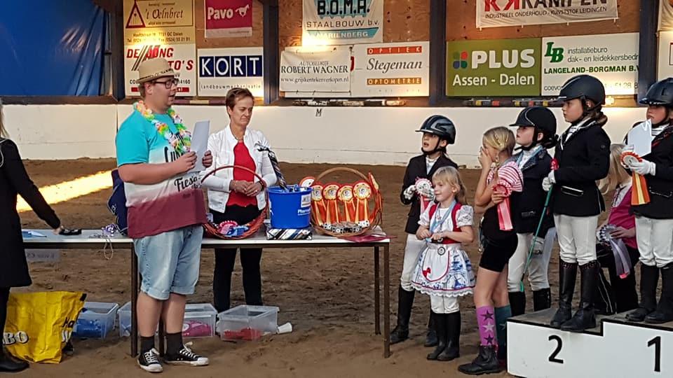 Bixiecompetitie Drenthe 2017 groot succes