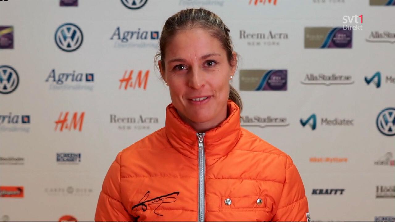 Zilver voor Kirsten Brouwer en Adelinde Cornelissen bij WK jonge dressuurpaarden