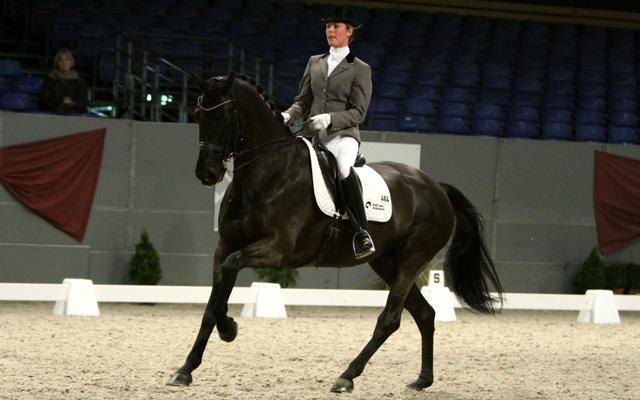 Adelinde en Tiara winnen in Mechelen