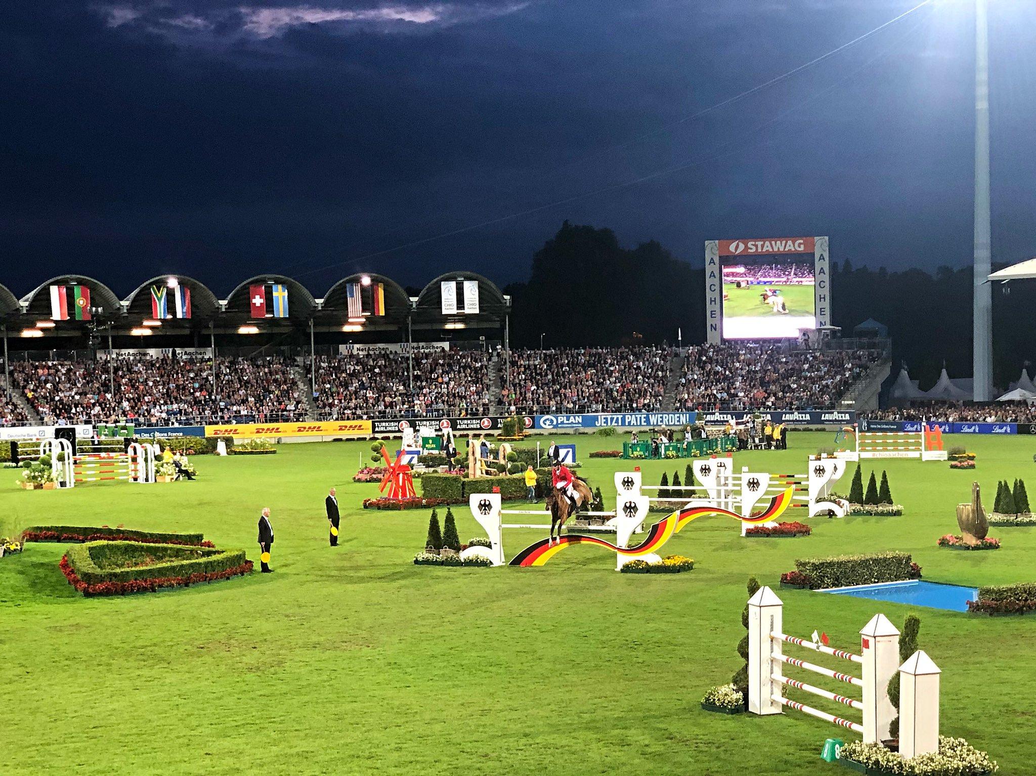 Zweden vooraan in landenwedstrijd CHIO Aken, Nederland slechts zesde