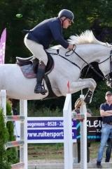 Albert Zoer met Jackpot de beste op Runer paardendagen