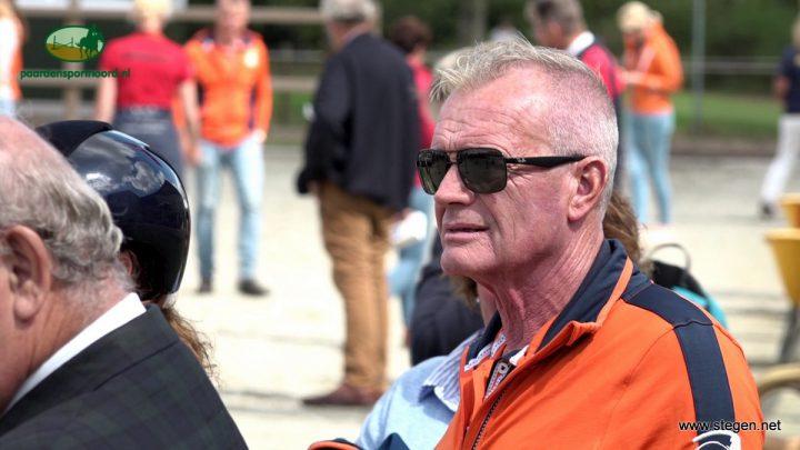Alex van Silfhout nieuwe bondscoach dressuur