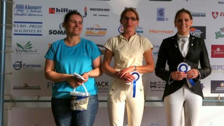 Hoogste Z2-score Almelose ruiterdagen voor Jarmilla Peterson