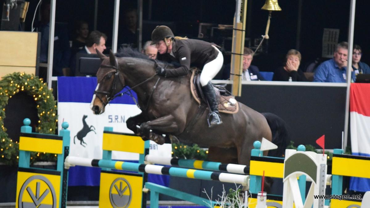 Nederland zevende in landenwedstrijd Dublin Horse Show