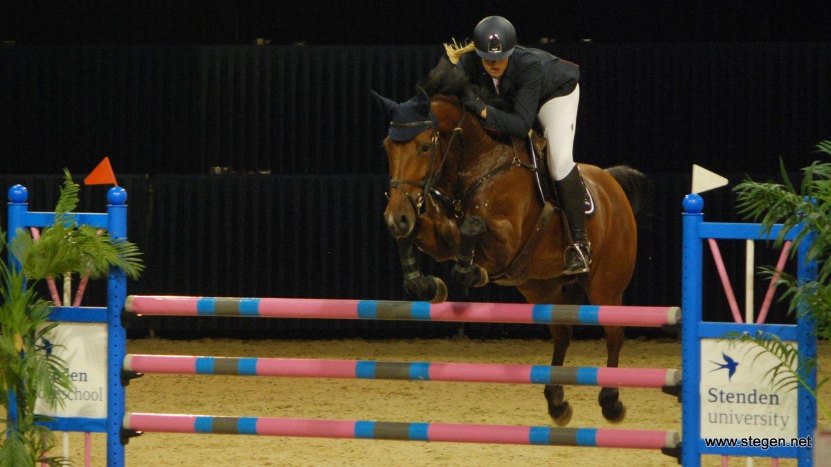 Aniek Diks veruit de snelste in Z-klasse bij NIC Assen