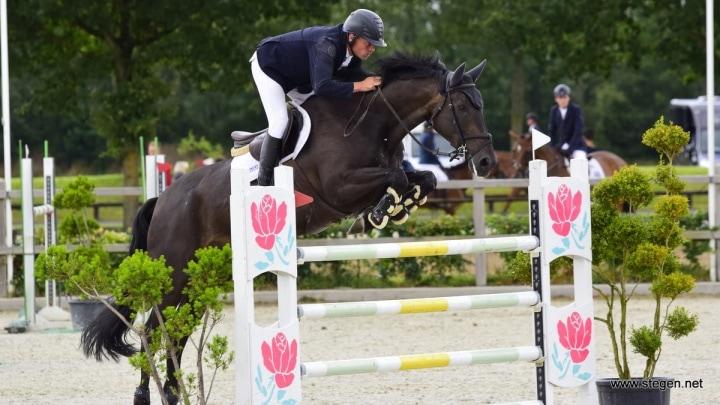 Drents ZZ-kampioen Bert-Jan Zuidema ook de beste op Hippiade