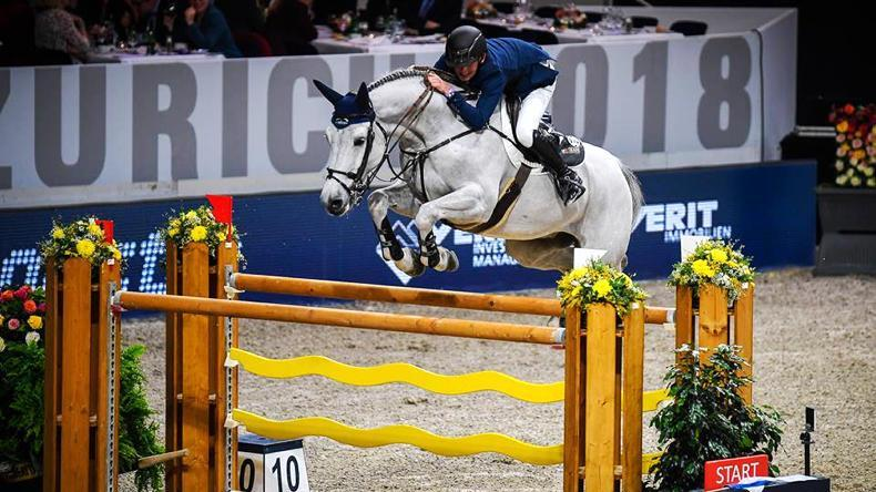 Bertram Allen toont klasse op Jumping Indoor Maastricht
