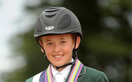 Iers jeugdtalent Bertram Allen wint kwalificatie Indoor Wierden