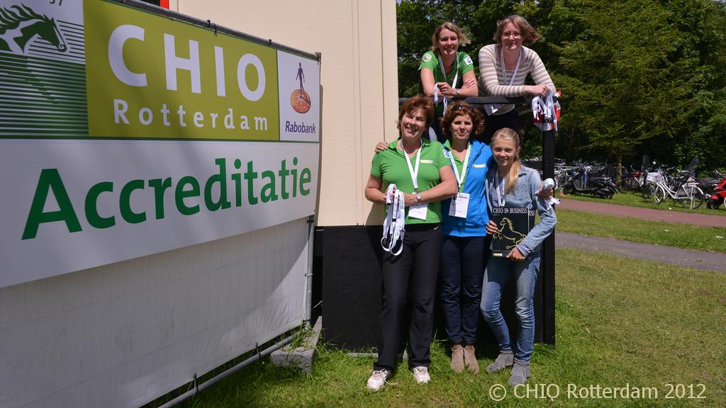 CHIO Rotterdam wil EK springruiters 2017 organiseren