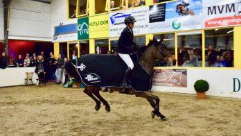 Chantal Regter eerste en vierde in finale Indoor Hartje Drenthe