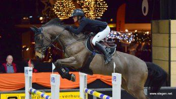 Chantal Regter de beste in ZZ-wedstrijd Indoor Tolbert
