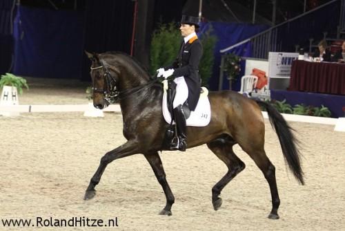 NIC Assen: Christa Laarakkers twee keer tweede