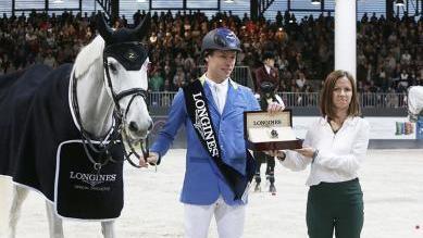 Wereldbeker Verona prooi voor Christian Ahlmann en Aragon Z