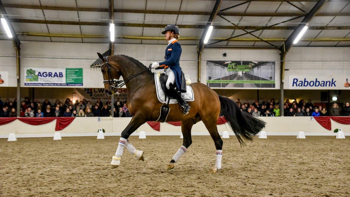 Adelinde Cornelissen even terug in Beilen: 'ik heb goede herinneringen aan deze bak'