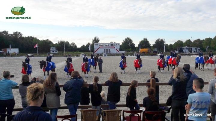 Hippisch Centrum Exloo voor derde keer op rij gastheer Drents kampioenschap