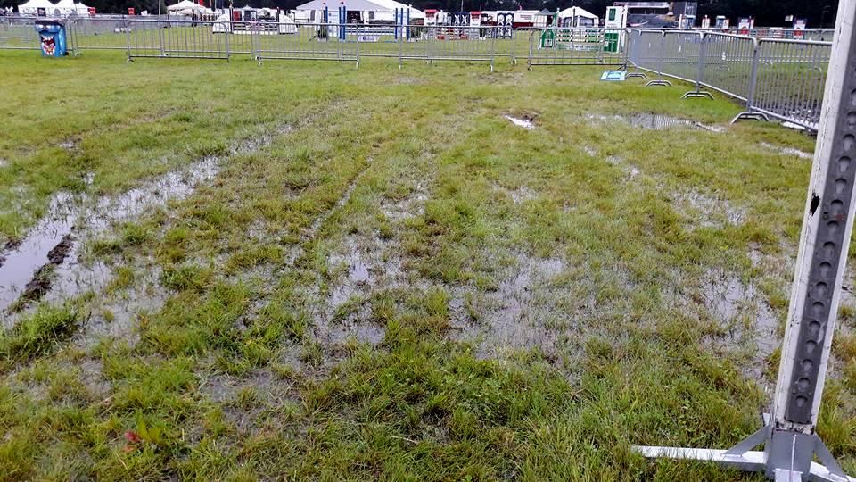 Regenval leidt tot aanpassingen bij Drents kampioenschap