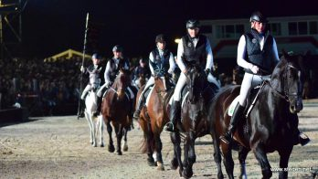 Patijn's Paarden Revue op CH Eext blijkt schot in de roos