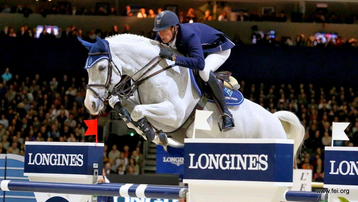 Grote Prijs Indoor Brabant naar Daniel Deusser en Cornet d'Amour