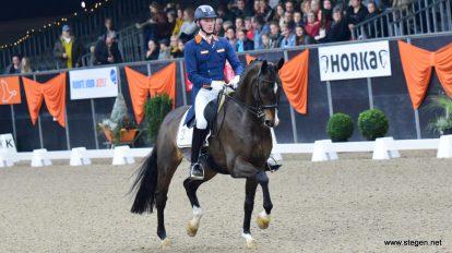 Tolbert heeft primeur met eerste wedstrijd kadervorming en uitzending