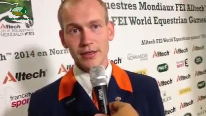 JIM: Diederik van Silfhout wint Grand Prix met Arlando N.O.P.