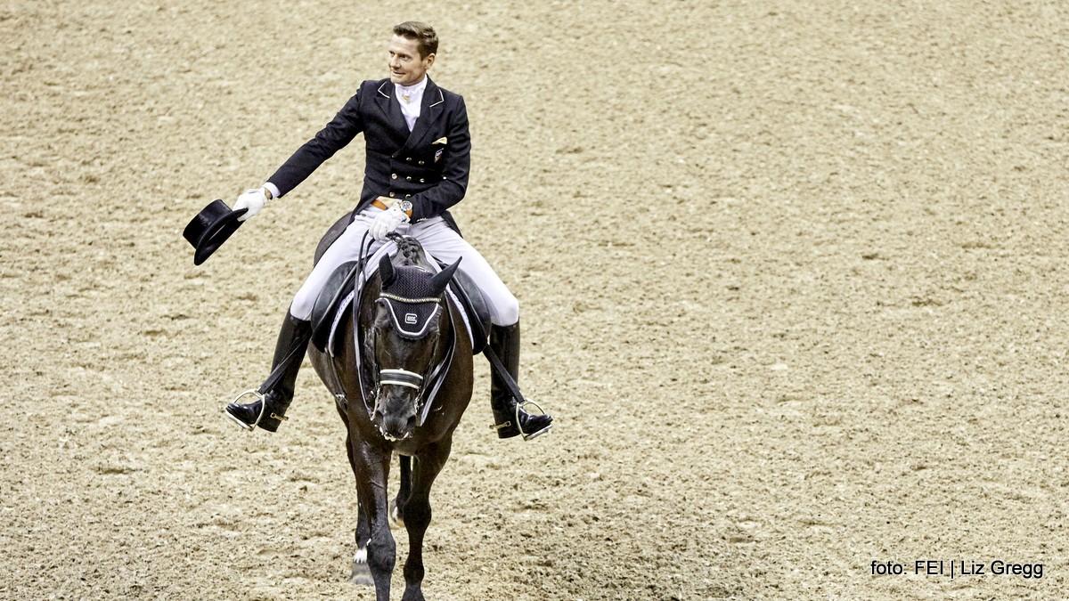 Mooi uitgangsposities voor Edward Gal en Madeleine Witte in finale wereldbeker