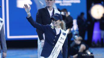 Edwina Tops de beste in Praag, Frank Schuttert derde