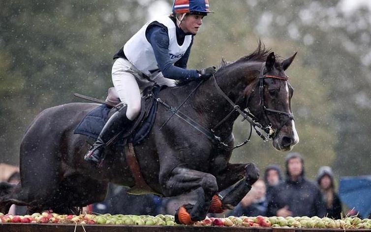 Elaine Pen geeft Nederlandse eventing hoop