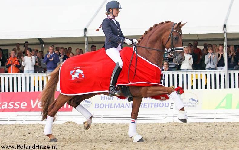 Nederland sleept organisatie WK jonge dressuurpaarden in de wacht