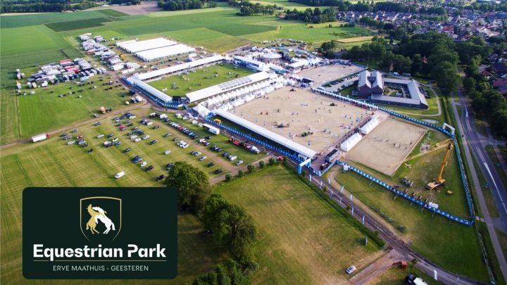 Thuisbasis CSI Twente omgedoopt in Equestrian Park Erve Maathuis