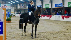 Eric ten Cate 'lest best' in finale Indoor Hartje Drenthe