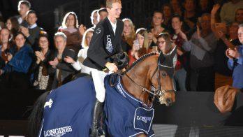 Frank Schuttert wint Jumping Indoor Maastricht