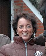 Gedwongen pauze tuigpaardrijdster Hanneke Mekkes