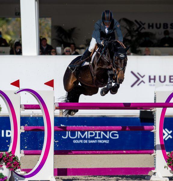 Harrie Smolders Dolinn Hubside Jumping