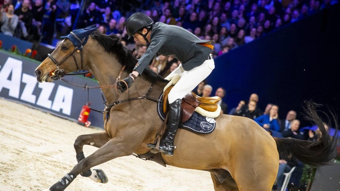 FEI pompt geld in finales wereldbeker Gothenburg