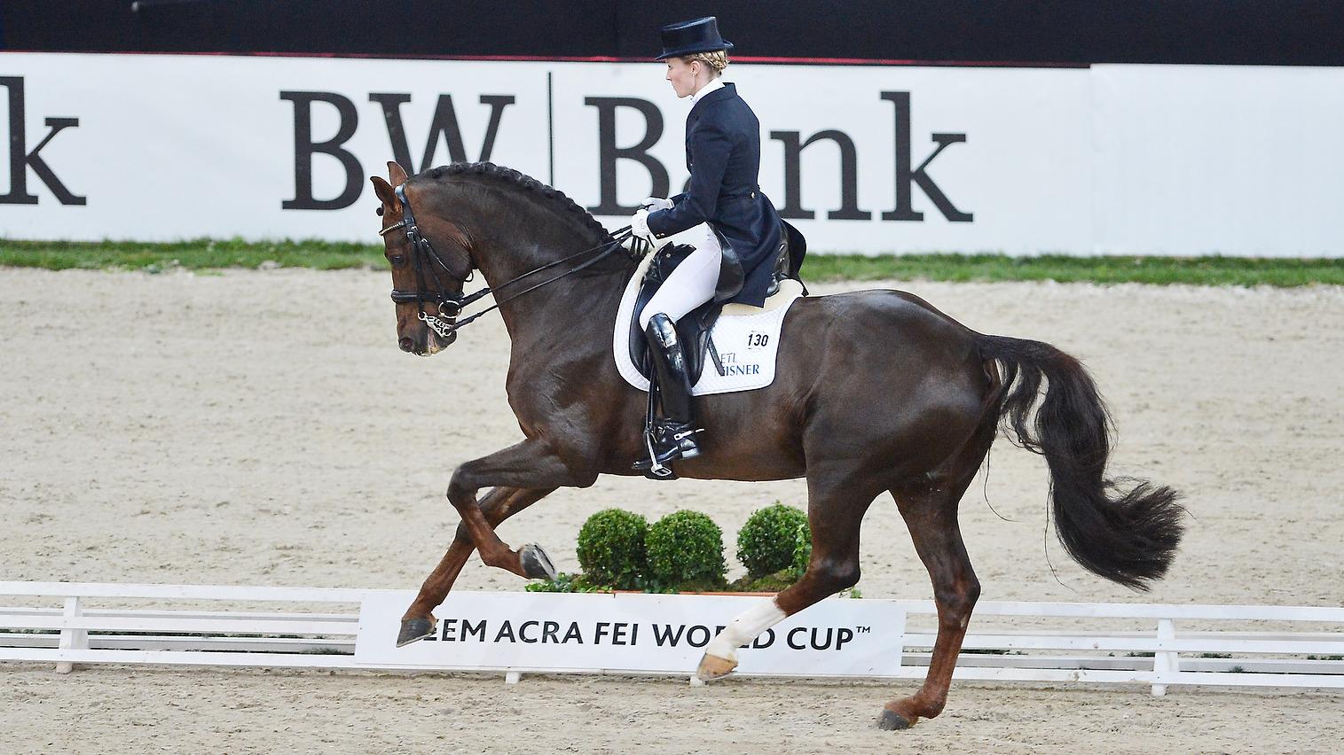 WB Stuttgart: Persoonlijk record Helen Langehanenberg