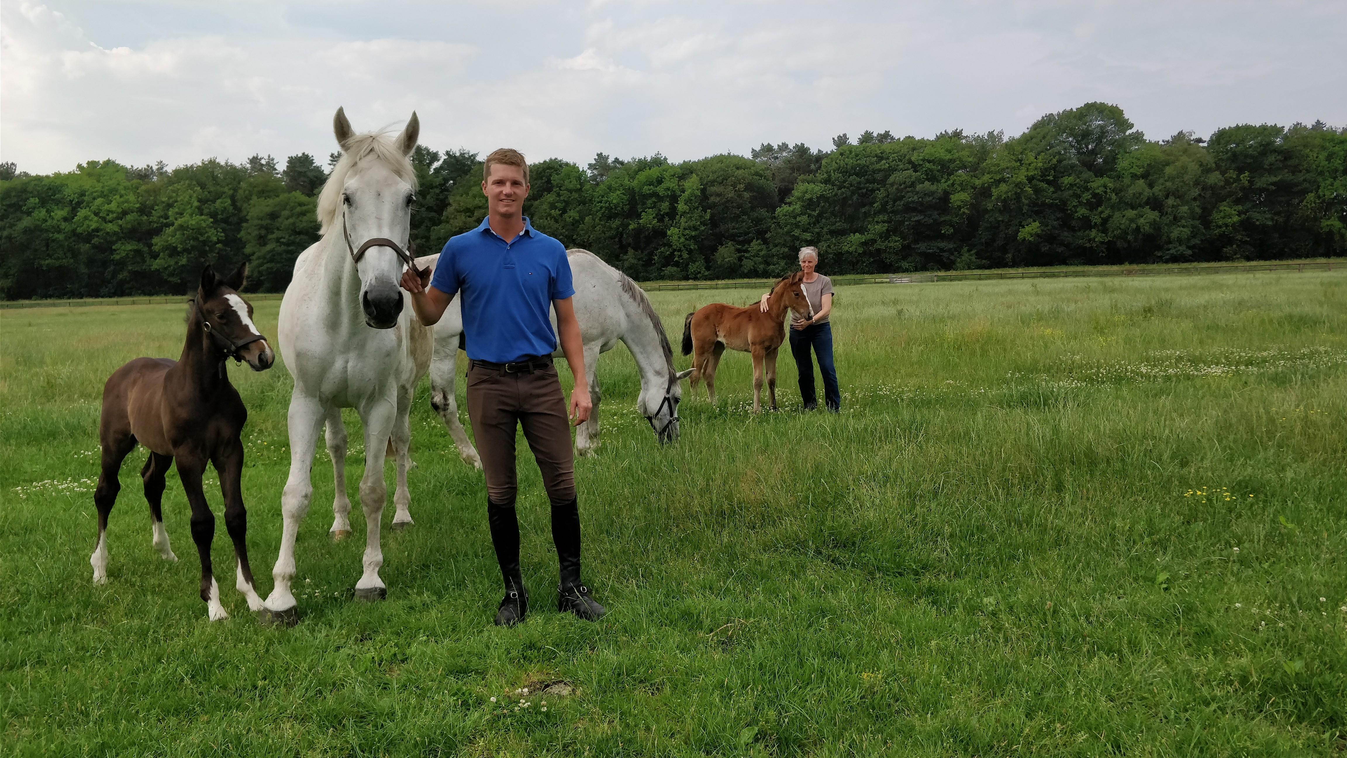 Tien jaar Jumping De Driehoek: 'iedereen enthousiast maken voor paardensport'