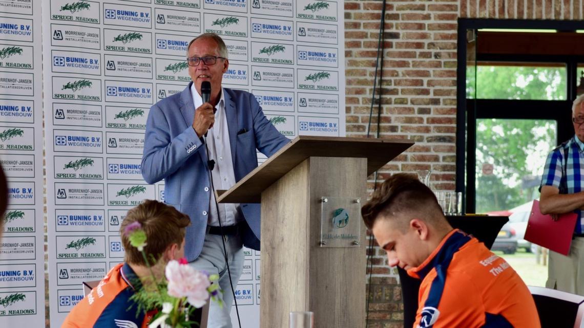CH De Wolden kijkt uit naar EK: 'we zijn er helemaal klaar voor'