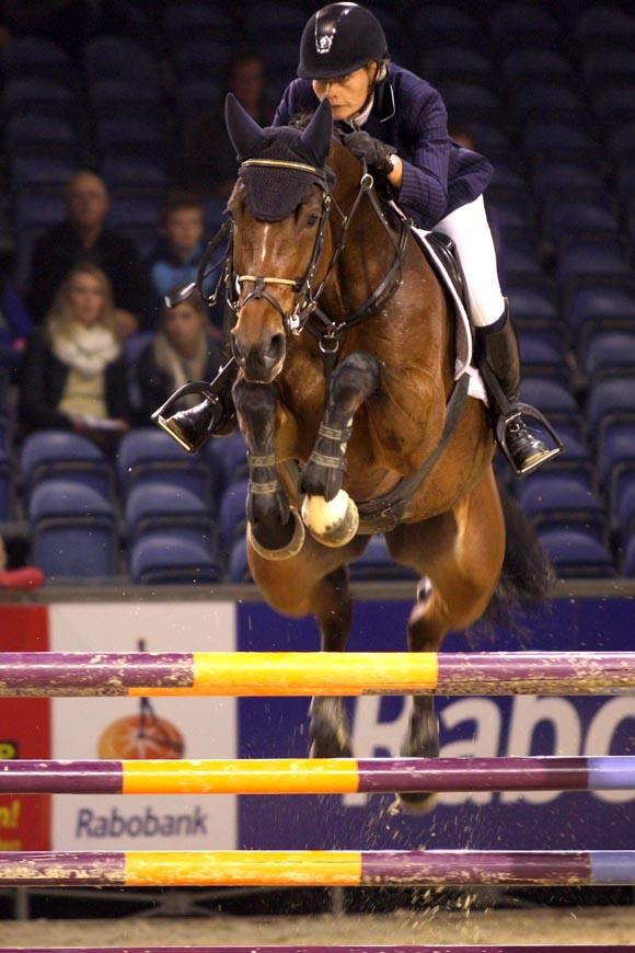 Hester Klompmaker pakte de overwinning in de ZZ-finale met Aimee.