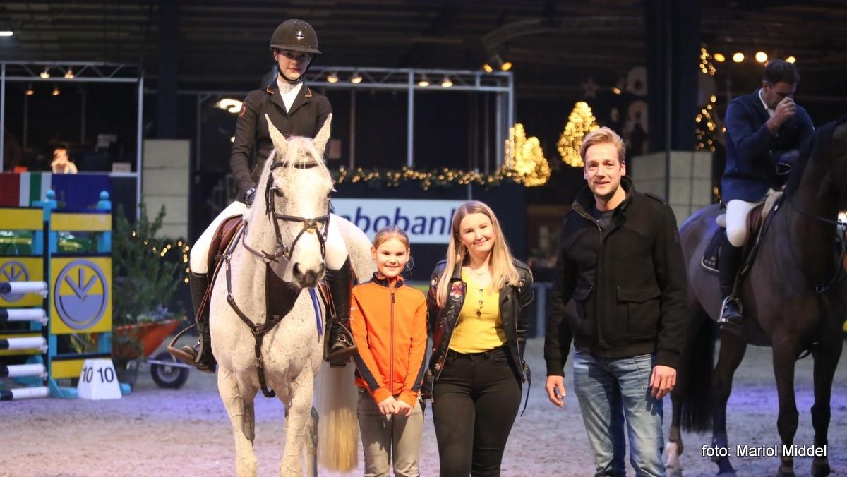 Superfinale Indoor Groningen prooi voor Hilde Veenstra