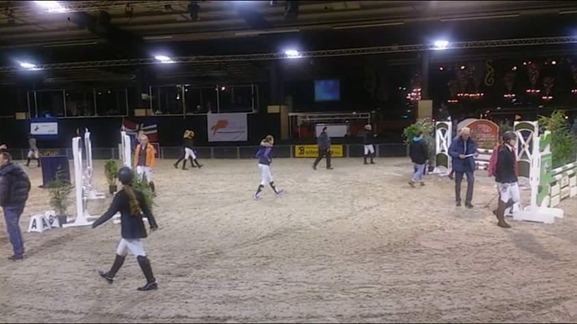 53e editie van Indoor Groningen uit de startblokken met B-combinaties