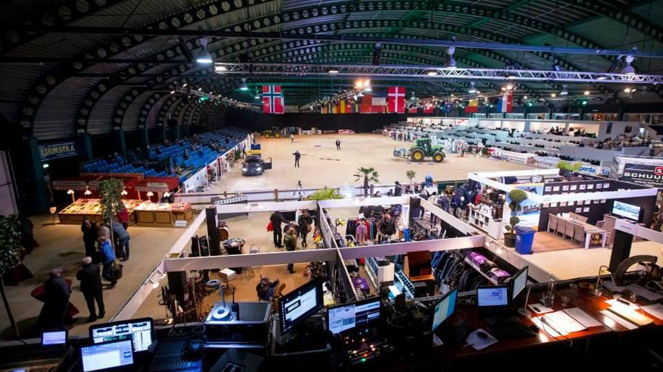 ICNN Drachten omgedoopt in Indoor Drachten