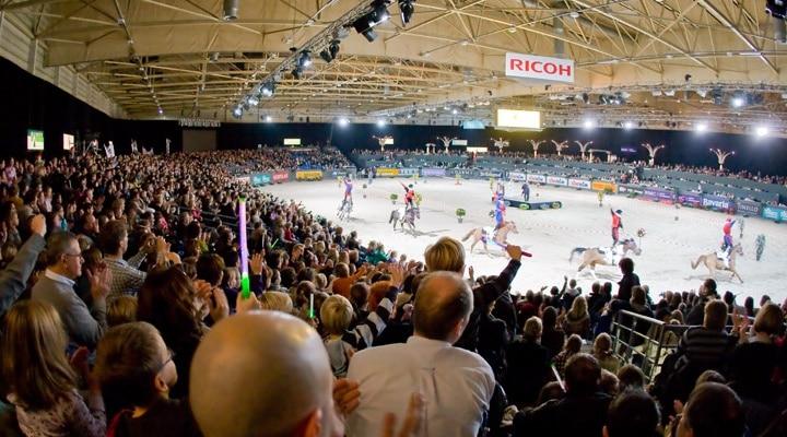 Opnieuw streep door Jumping Indoor Maastricht