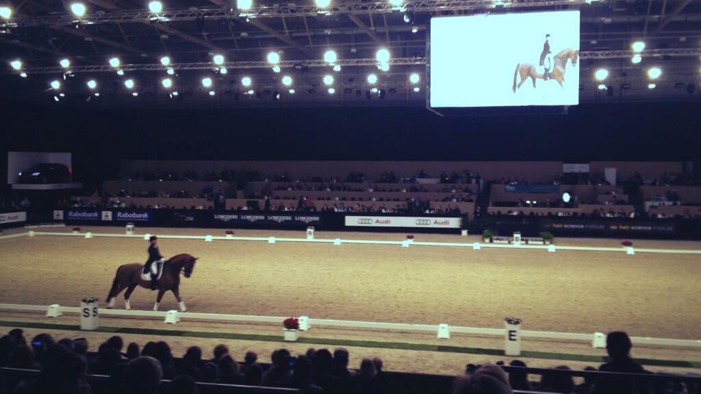 Dressuurprogramma Jumping Indoor Maastricht trekt weinig fans