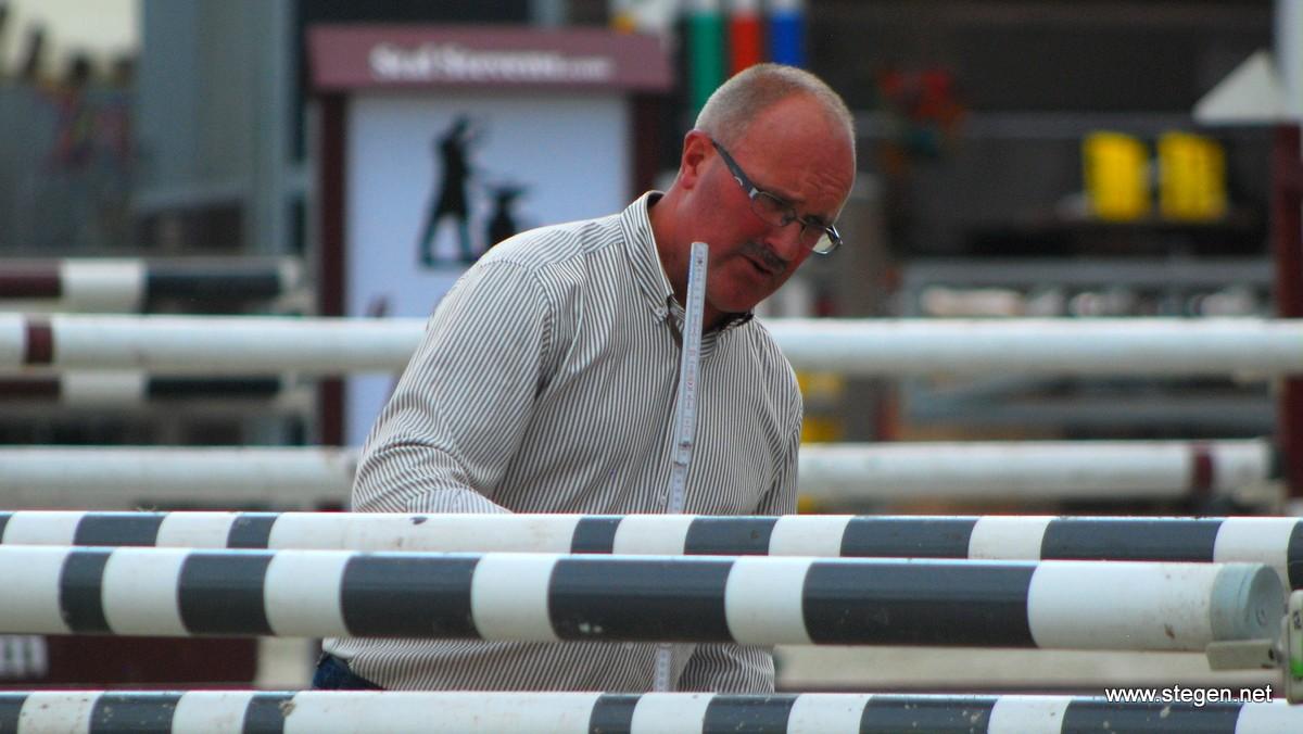 Parcoursbouwer Jan Oldejans plotseling overleden