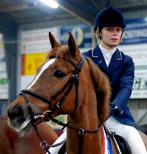 Jasmijn Kloet (16) de beste van Drenthe
