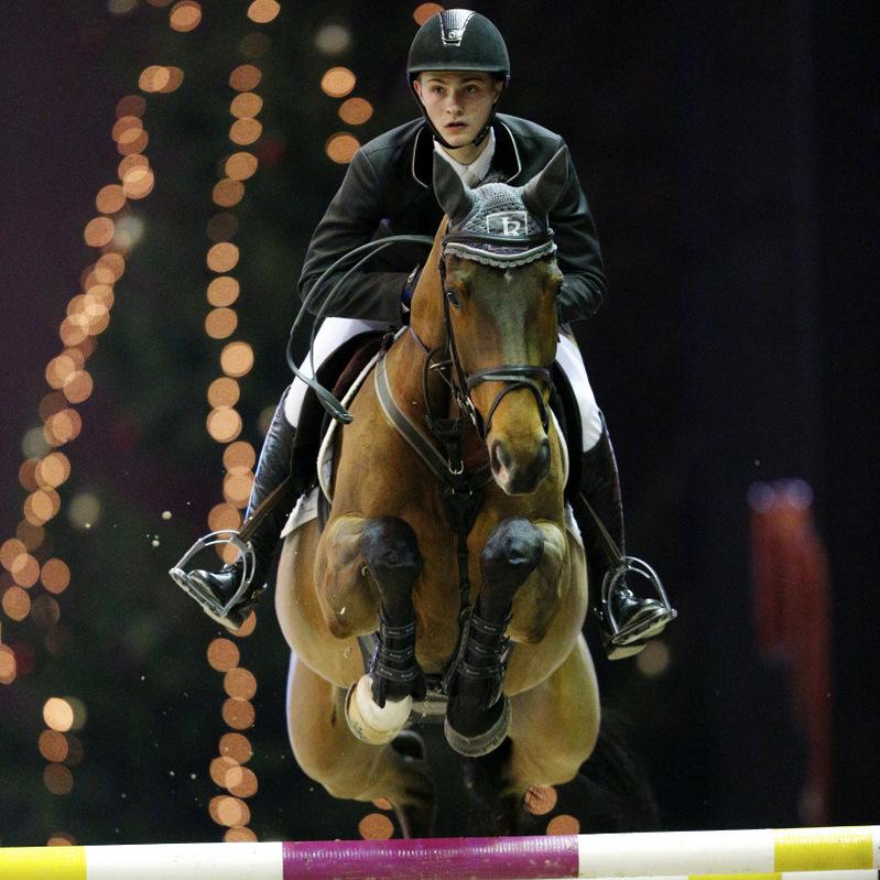 Jesper Romp met Balouska.
