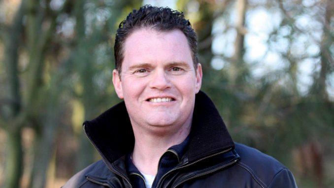 Johan Rockx krijgt de leiding over het dressuurteam. foto: Facebook